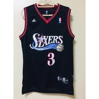 adidas - Adidas NBA タンクトップ Sixers 3  iverson