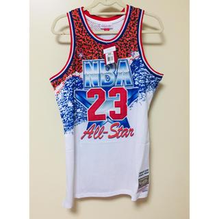 MITCHELL & NESS - mitchell & ness NBA タンクトップ 23 JORDAN