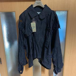 ヴィヴィアンウエストウッド(Vivienne Westwood)のワールズエンド 限定 ヒプノスデニムジャケット M/L 試着のみ ヴィヴィアン (Gジャン/デニムジャケット)