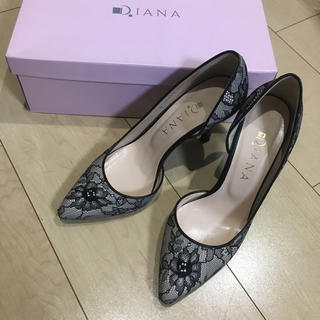DIANA - DIANA ダイアナ パンプス ブライダルシューズ