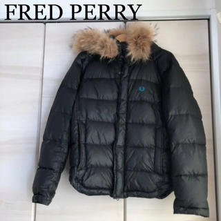 FRED PERRY - FRED PERRY フレッドペリー ダウンジャケット