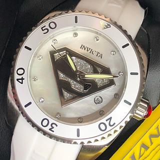 マーベル(MARVEL)の新品0017/4000 インビクタ スーパーマン Invicta DC シルバー(腕時計)