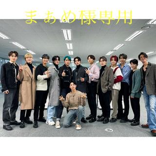 セブンティーン(SEVENTEEN)のまぁめ様専用   SEVENTEEN  An Ode  シール5枚セット☆(K-POP/アジア)
