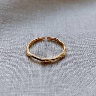 リング ドルチェS S925 ゴールド   *ARN061-GD00(リング(指輪))