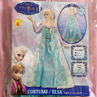 ディズニー(Disney)のアナ雪 エルサ ドレス 公式(コスプレ)