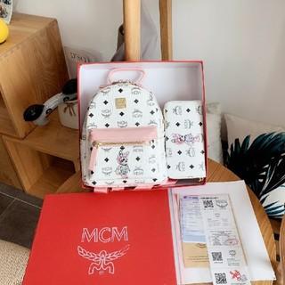MCM - エムシ-エム 新品 可愛い リュック 財布 セット
