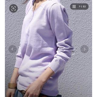 antiqua - antiqua   ☆綿ニットトップス☆