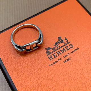 Hermes - HERMES シェーヌダンクル リング