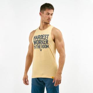 UNDER ARMOUR - アンダーアーマー タンクトップ ドウェイン・ジョンソンコラボ