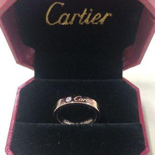 Cartier - カルティエ リング K18 ピンクゴールド