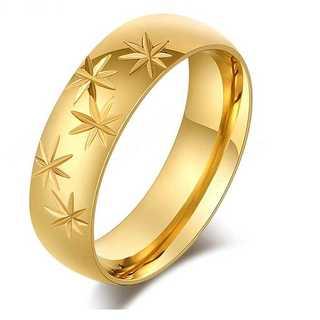 リーフファッションリング(ゴールド) サイズ:18号(リング(指輪))