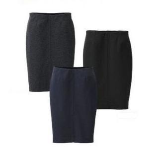UNIQLO - 未使用 大きいサイズ 17号 19号 XL ポンチ ペンシル スカート