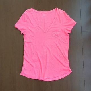 ギャップ(GAP)の【GAP】レディース Tシャツ M(Tシャツ(半袖/袖なし))