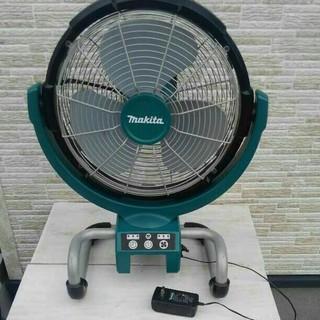 Makita - 【マキタ】CF300D 充電式ファン 18V14V兼用&充電ケーブル