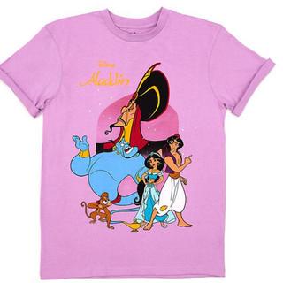 Disney - 【パリディズニー(公式)🇫🇷】アラジン・Tシャツ