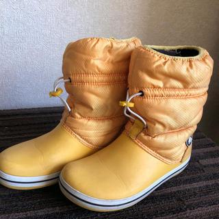 crocs - クロックス ブーツ W8