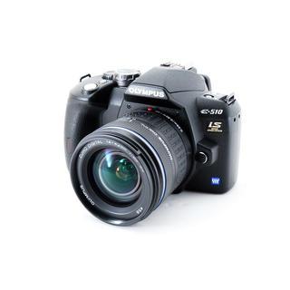 OLYMPUS - ★カメラ初心者にもおすすめ♪すぐに使えるセット★オリンパス E-510