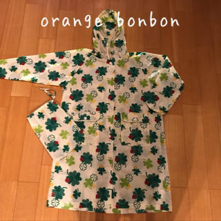 オレンジボンボン(Orange bonbon)のorange bonbon レインコート♡(レインコート)