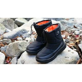 【size M】ブーツ「ケベック」ワークマン 新品・未使用 (BK)(ブーツ)