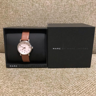 MARC BY MARC JACOBS - マークバイ時計