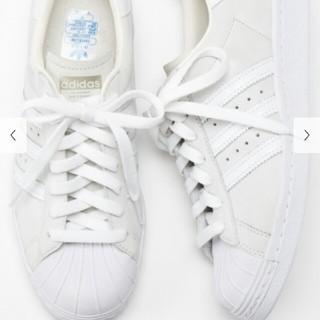 アディダス(adidas)の★emmi×adidasoriginals★本革スニーカー 23㎝(スニーカー)
