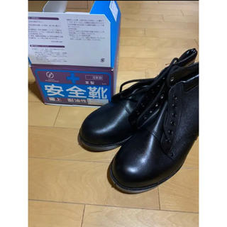 ドクターマーチン(Dr.Martens)のY.S.K 25cm安全靴 革製品 耐油性など(その他)