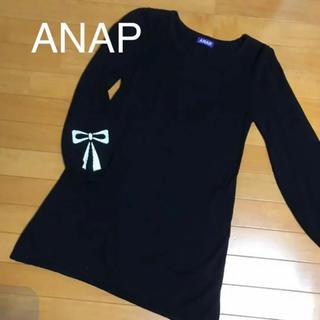 ANAP - ANAP チュニックワンピース