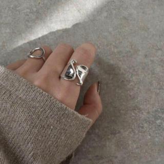 アメリヴィンテージ(Ameri VINTAGE)のwave ring(リング(指輪))
