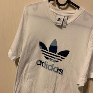 adidas - adidas originals 迷彩ロゴt