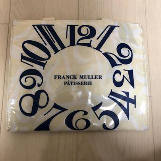 フランクミュラー(FRANCK MULLER)のフランクミュラーパティスリー ノベルティバッグ(トートバッグ)