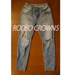 ロデオクラウンズ(RODEO CROWNS)のRodeo Crowns デニム(デニム/ジーンズ)