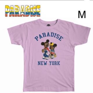 PARADIS3「Mickey and Minnie TEE」