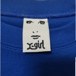 X-girl - エックスガールTシャツ ロンティー