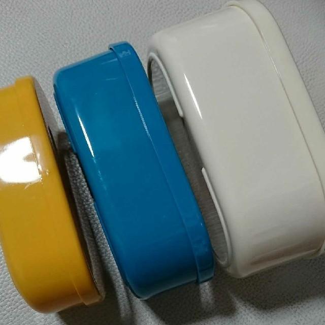 SNOOPY(スヌーピー)のスヌーピー コンテナ3個セット 新品 インテリア/住まい/日用品のキッチン/食器(容器)の商品写真