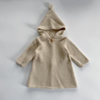 Caramel baby&child  - BONTON ニット コート