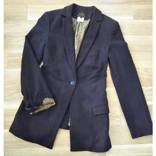 ヴィヴィアンウエストウッド(Vivienne Westwood)のヴィヴィアンウエストウッド//焦げ茶色のジャケット(テーラードジャケット)