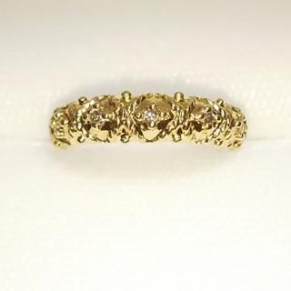 ジュエリーマキ(ジュエリーマキ)のK18ダイヤリング(リング(指輪))