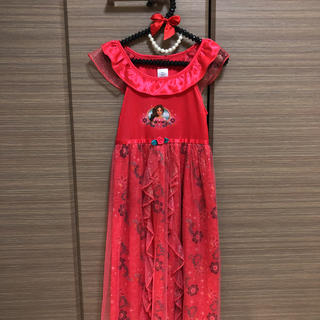 Disney - ディズニー エレナ 120 ドレス