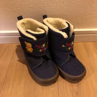 ミキハウス(mikihouse)のミキハウス 希少ブーツ15(ブーツ)