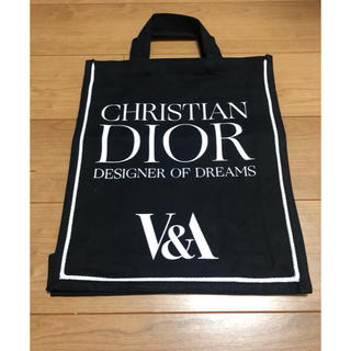 クリスチャンディオール(Christian Dior)のロンドン限定 クリスチャンディオール トートバッグ ブラック(トートバッグ)