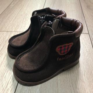 ファミリア(familiar)のkasumin%°様専用 ファミリア 13cm ブーツ(ブーツ)