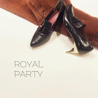 ロイヤルパーティー(ROYAL PARTY)のROYALPARTY♡ローファー リエンダ Rady エイミー リゼクシー ザラ(ハイヒール/パンプス)