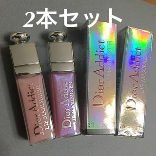 Christian Dior - ディオール  アディクトリップ マキシマイザー ミニ 2本セット 001 009