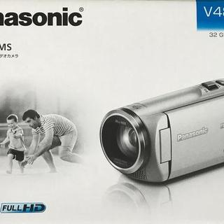 Panasonic - HC-V480MS 新品未使用 panasonic パナソニック