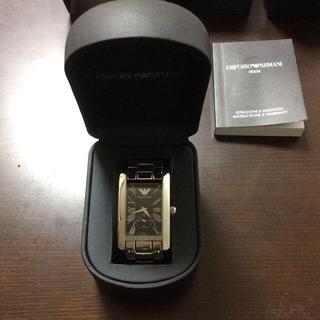 エンポリオアルマーニ(Emporio Armani)の  とりちゃんさん専用 アルマーニ (腕時計(アナログ))