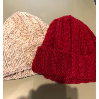 ニコアンド(niko and...)のニコアンド    ニット帽セット(ニット帽/ビーニー)