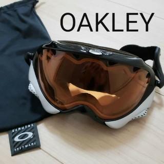 オークリー(Oakley)のOAKLEY スキー スノーボード ゴーグル オークリー(ウエア/装備)