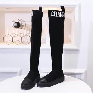 CHANEL - CHANEL  ブーツ 22.5cm-25cm  新品