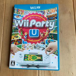 ウィーユー(Wii U)のWii Party U(家庭用ゲームソフト)