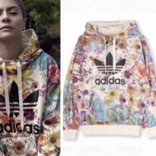 アディダス(adidas)の激レア adidas × Farm MULTI FLOWER HOODIE  L(パーカー)